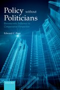 Cover for Policies Without Politicians