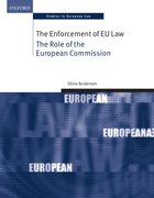 Cover for The Enforcement of EU Law