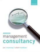Cover for Management Consultancy