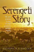 Cover for Serengeti