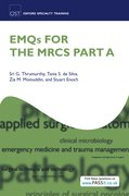 Cover for EMQs for the MRCS Part A