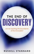 Cover for The End of Discovery
