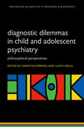 Cover for Diagnostic Dilemmas in Child and Adolescent Psychiatry