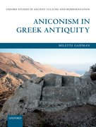 Cover for Aniconism in Greek Antiquity