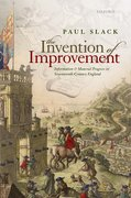 Cover for The Invention of Improvement