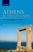 Cover for Athens and the Cyclades