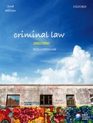 Monaghan: Criminal Law Directions 2e