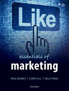 Cover for <em>Essentials of Marketing</em>