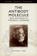 Cover for The Antibody Molecule