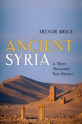 Ancient Syria A Three Thousand Year History