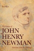 Cover for The Genius of John Henry Newman