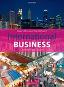 Cover for International Business