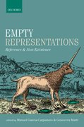 Empty Representations Reference and Non-Existence