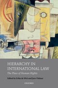 Cover for Hierarchy in International Law