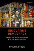 Cover for Innovating Democracy