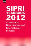 Cover for SIPRI Yearbook 2012