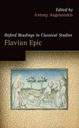 Cover for Flavian Epic - 9780199650668