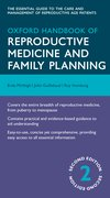 Cover for Oxford Handbook of Reproductive Medicine and Family Planning