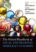 Cover for The Oxford Handbook of Local and Regional Democracy in Europe - 9780199650705
