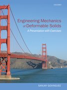 Cover for Engineering Mechanics of Deformable Solids