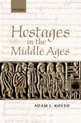 Cover for Hostages in the Middle Ages