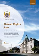 Cover for Human Rights Law