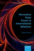 Cover for Normative State Power in International Relations