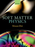 Cover for Soft Matter Physics