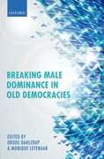 Cover for Breaking Male Dominance in Old Democracies