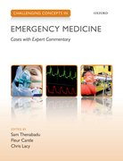Cover for Challenging Concepts in Emergency Medicine