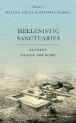 Cover for Hellenistic Sanctuaries - 9780199654130