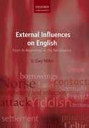 Cover for External Influences on English