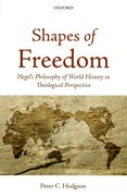 Cover for Shapes of Freedom