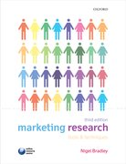 Cover for Marketing Research: Tools and Techniques