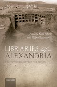 Cover for Libraries before Alexandria