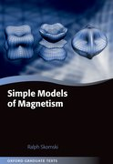 Cover for Simple Models of Magnetism