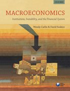 Cover for Macroeconomics: Institutions, Instability, and the Financial System