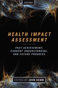 Cover for Health Impact Assessment