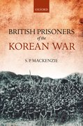 Cover for British Prisoners of the Korean War