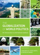 Cover for The Globalization of World Politics