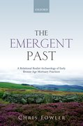 Cover for The Emergent Past