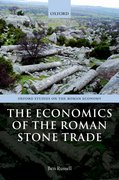 Cover for The Economics of the Roman Stone Trade