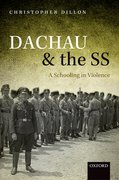 Cover for Dachau and the SS
