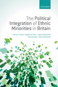 Cover for The Political Integration of Ethnic Minorities in Britain