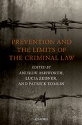 Cover for Prevention and the Limits of the Criminal Law