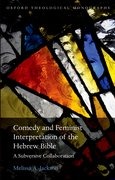 Cover for Comedy and Feminist Interpretation of the Hebrew Bible