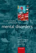 Cover for A Life Course Approach to Mental Disorders