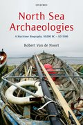 Cover for North Sea Archaeologies