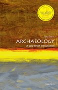 Cover for Archaeology: A Very Short Introduction
