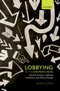 Cover for Lobbying in the European Union